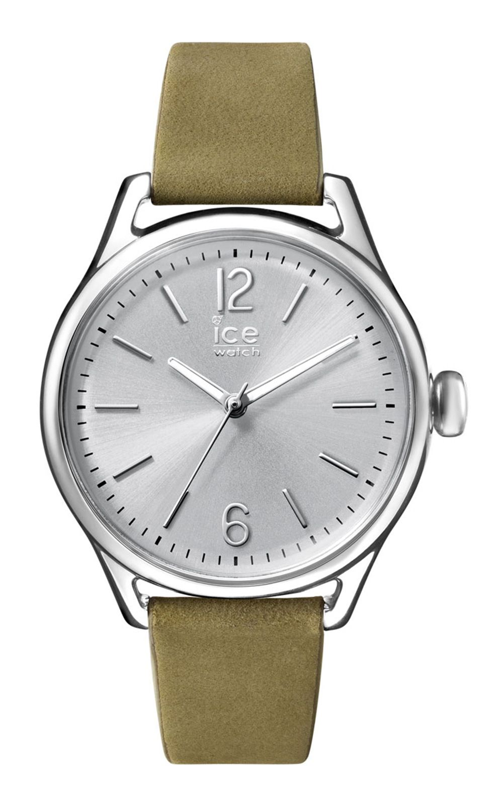 Ice-Watch ICE time Khaki Silver Small