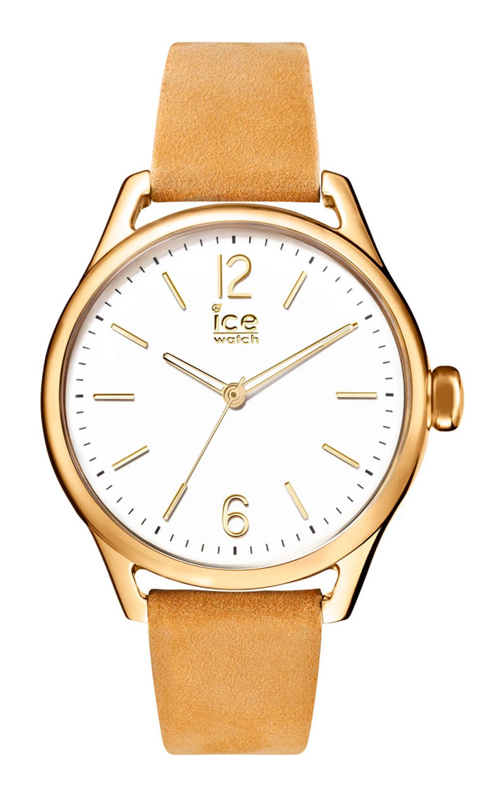 Ice-Watch ICE time Beige Champagne Small