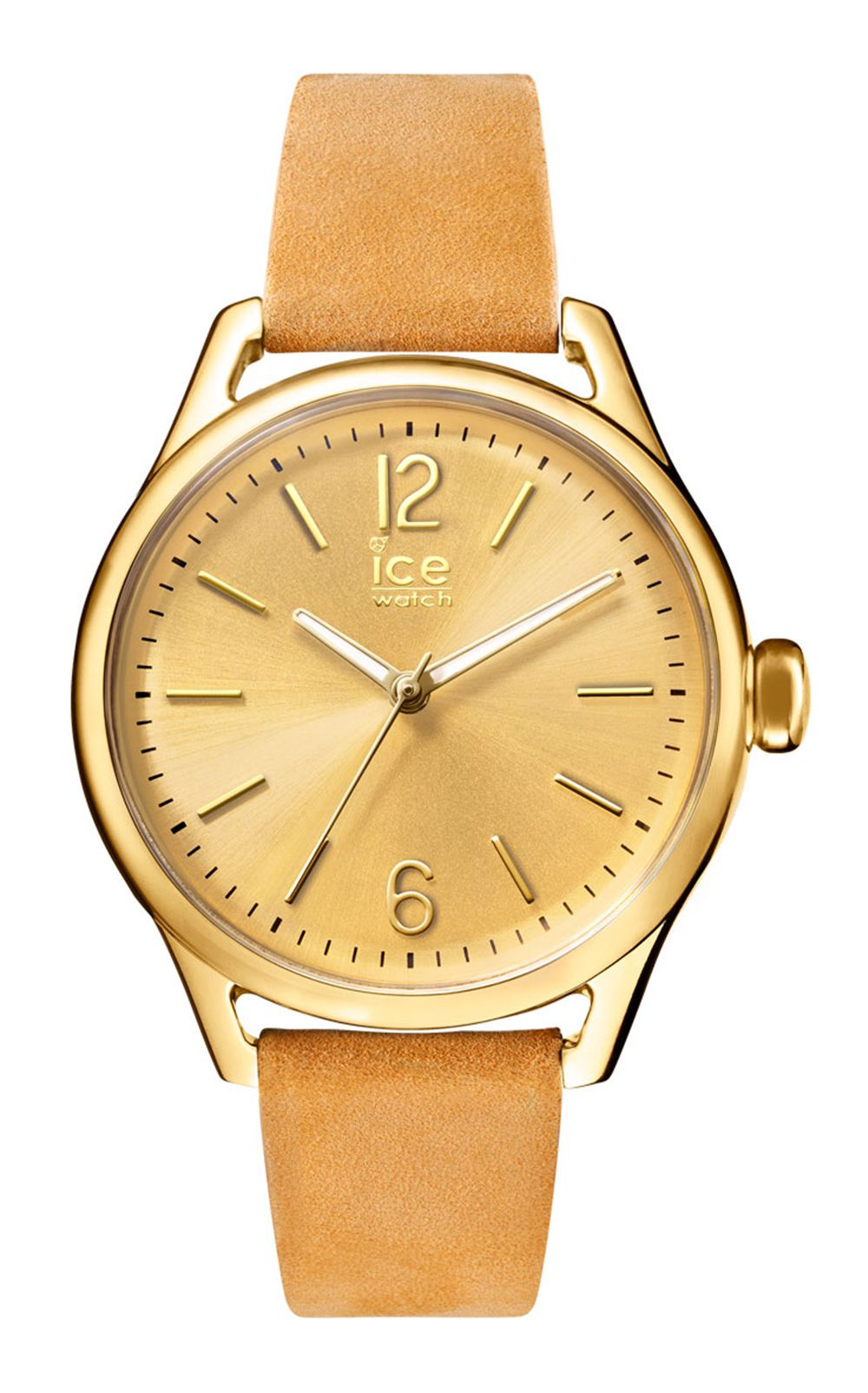 Ice-Watch ICE time Beige Gold Small