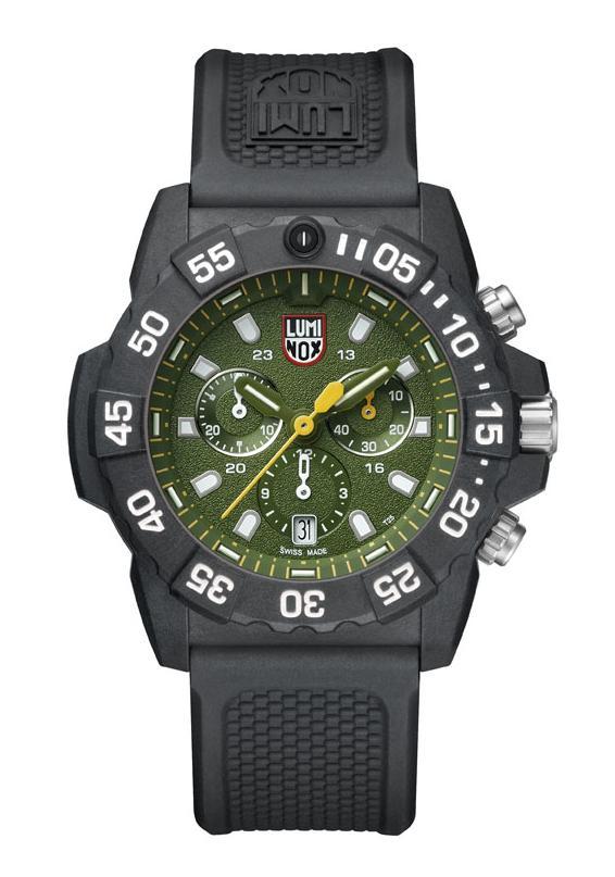 Luminox Navy Seal 3580 Series Herrenchronograph
