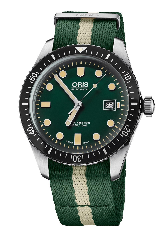 Oris Diving Sixty-Five Herrenuhr