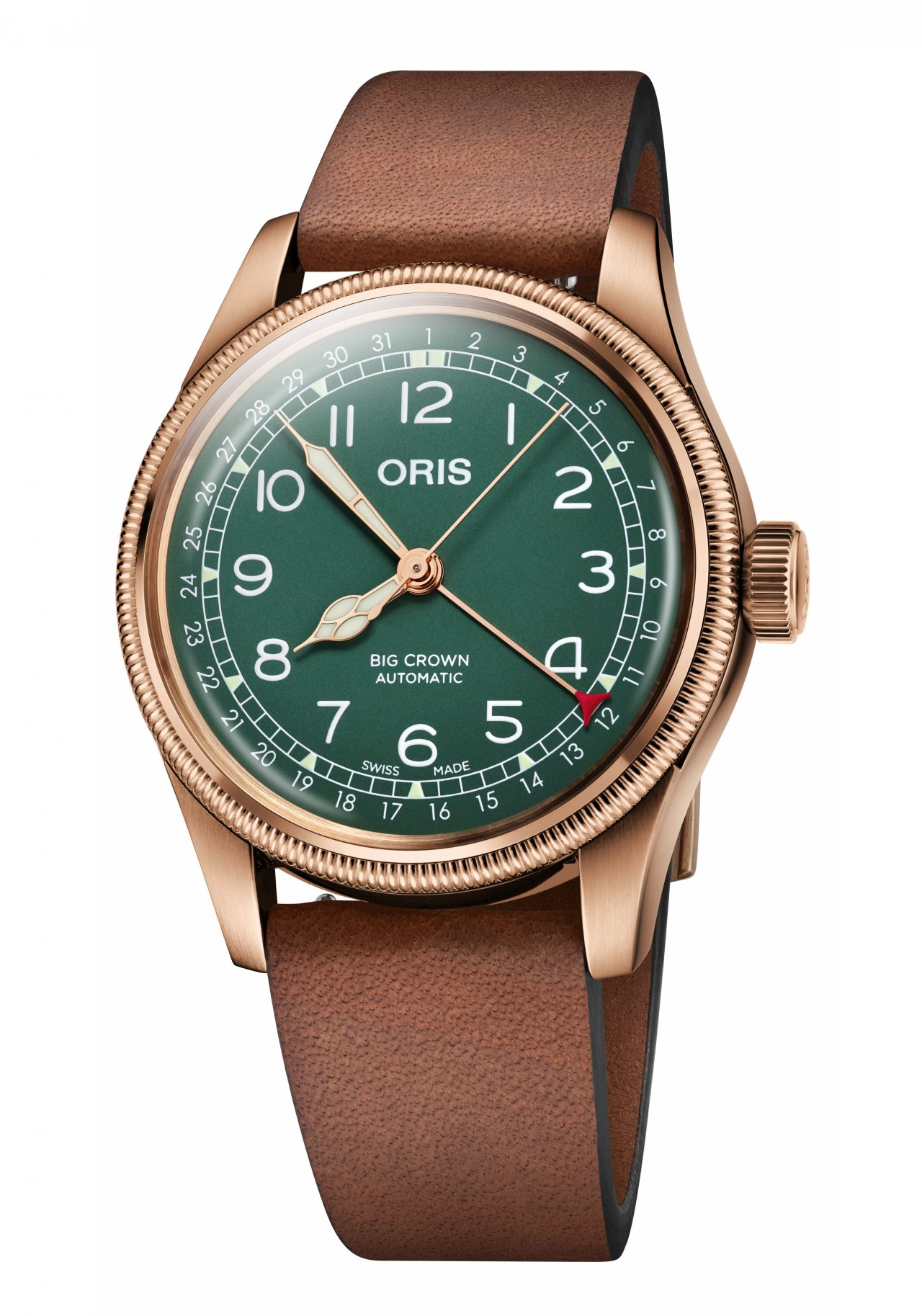 Oris Oris Big Crown Pointer Date 80th Anniversary Edition Bronze 40mm