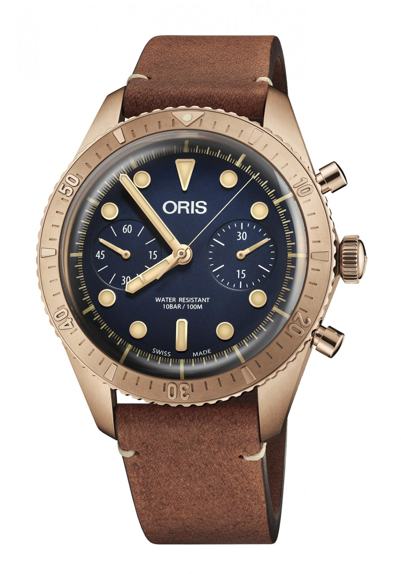 Oris Oris Carl Brashear Chronograph Limited Edition